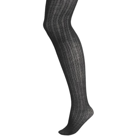 b.ella Cialia Cable-Knit Tights - Merino Wool (For Women)