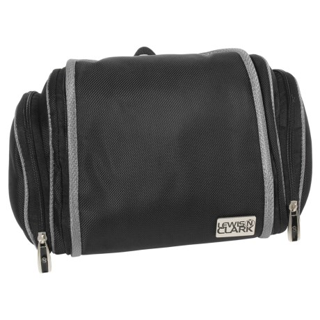 Lewis & Clark Hanging Toiletry Bag