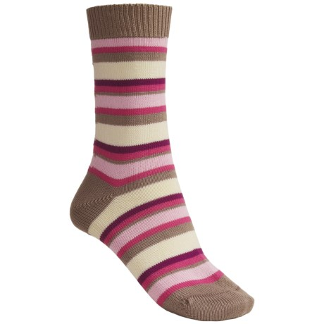 Pantherella Fancy Mid-Calf Socks (For Women)