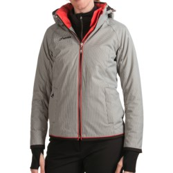 Phenix Lattice Jacket - Insulated (For Women)