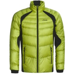 Phenix Hybrid Fluffy Down Jacket - 800 Fill Power (For Men)