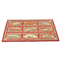 Chandler 4 Corners Hooked Wool Accent Rug - 2x3'