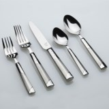 Zwilling J.A. Henckels Tai Chi Stainless Steel Flatware Set - 5-Piece