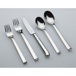 Zwilling J.A. Henckels Lyra Stainless Steel Flatware Set - 5-Piece