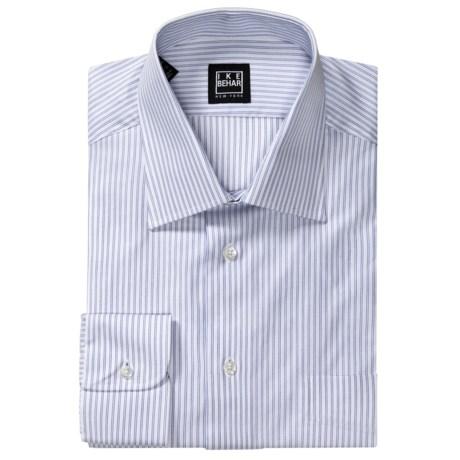 Ike Behar Stripe Dress Shirt - Spread Collar, Long Sleeve (For Men)