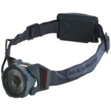 Mammut Lucido X-Zoom LED Headlamp
