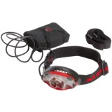Mammut Lucido TX1 LED Headlamp with Belt Pack