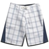 Grayson Unlined Board Shorts (For Men)