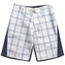 Grayson Unlined Board Shorts (For Men)
