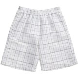 Grayson Plaid Board Shorts (For Men)