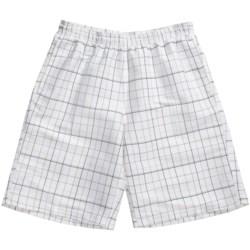 Grayson Plaid Board Shorts (For Men)