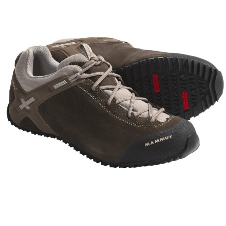 Mammut Needle DLX Approach Shoes - Leather (For Men)