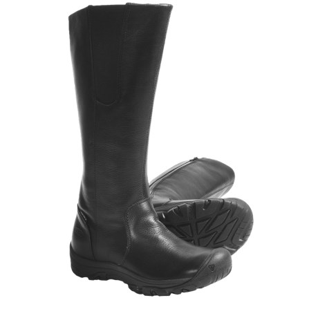 Keen Silverton Leather Boots - Waterproof, Leather (For Women)