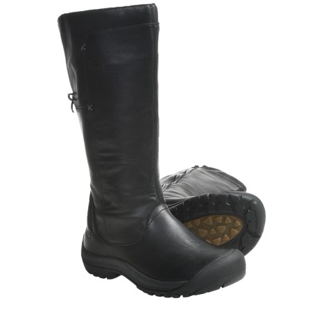 Keen Shelby High Boots - Leather (For Women)