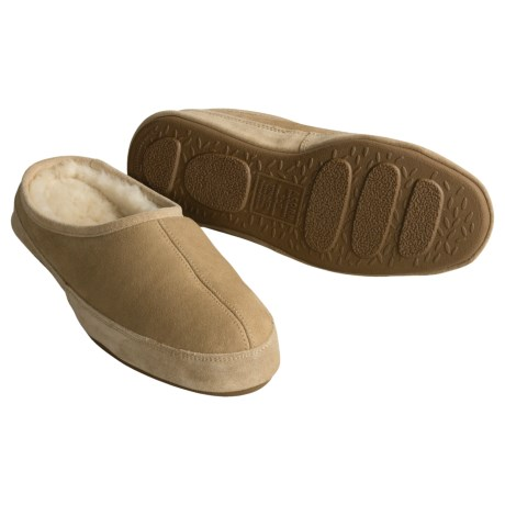 Acorn Sheepskin Slippers (For Men and Women)