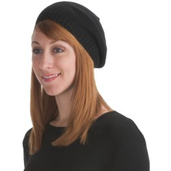 Zazou Slouchy Jersey Beret (For Women)
