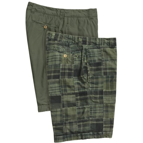 Vintage 1946 Reversible Shorts - Cotton (For Men)