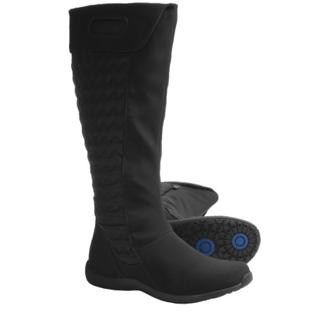 Patagonia Fiona High Winter Boots - Insulated, Quilted, Side-Zip (For Women)