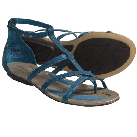 Patagonia Bandha Criss-Cross Sandals - Leather (For Women)