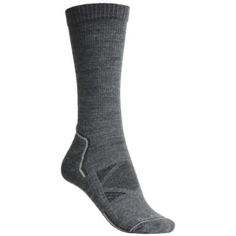 Goodhew Outdoor Tech Socks - Merino Wool, Crew (For Women)