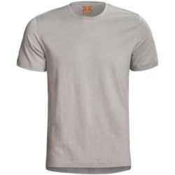 Left Coast Tee Trim Fitted T-Shirt - Stretch Pima Cotton, Short Sleeve (For Men)