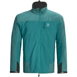 Haglofs Pelamis Soft Shell Jacket - Windstopper® (For Men)