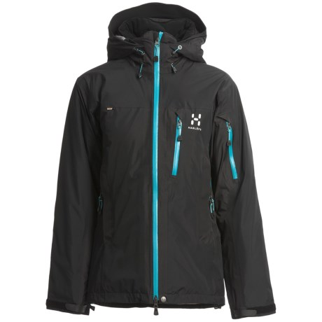 Haglofs Pirtuk Gore-Tex® Performance Shell Primaloft® Ski Jacket - Waterproof, Insulated (For Women)
