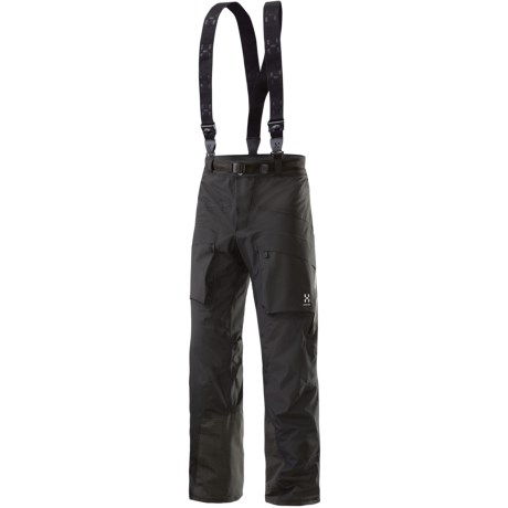Haglofs Nevluk Gore-Tex® Performance Shell Pants - Waterproof, Insulated (For Men)