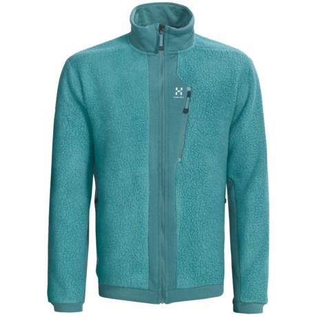 Haglofs Thule Jacket - Polartec® Power Stretch® Fleece (For Men)