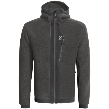 Haglofs Thule Hooded Jacket - Polartec® Thermal Pro® Fleece (For Men)