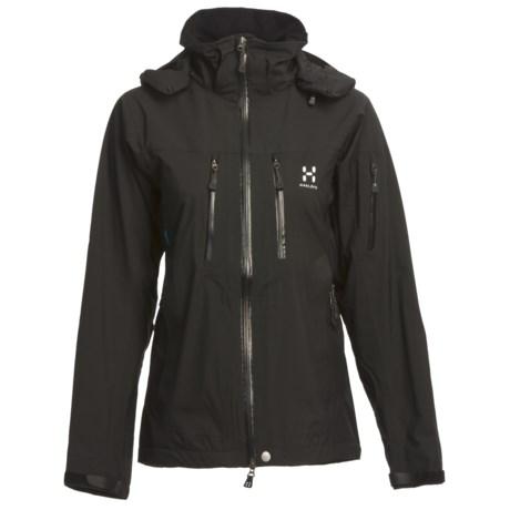 Haglofs P2 Verte Jacket - Waterproof (For Women)