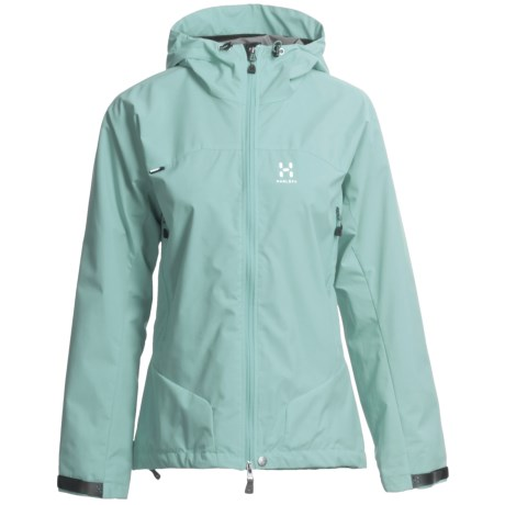 Haglofs Sirocco Jacket - Windstopper® (For Women)