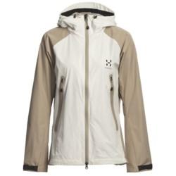 Haglofs Bora Jacket - Windstopper® (For Women)