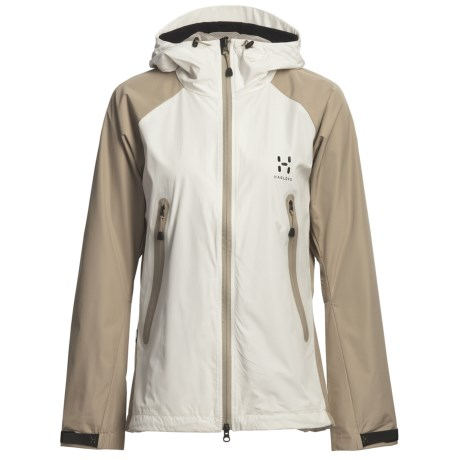 Haglofs Bora Jacket - Windstopper® (For Women)
