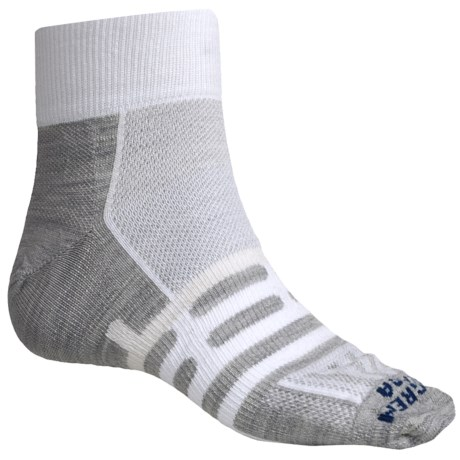 Dahlgren Ultralight Trail Socks - Alpaca-Merino Wool (For Men)