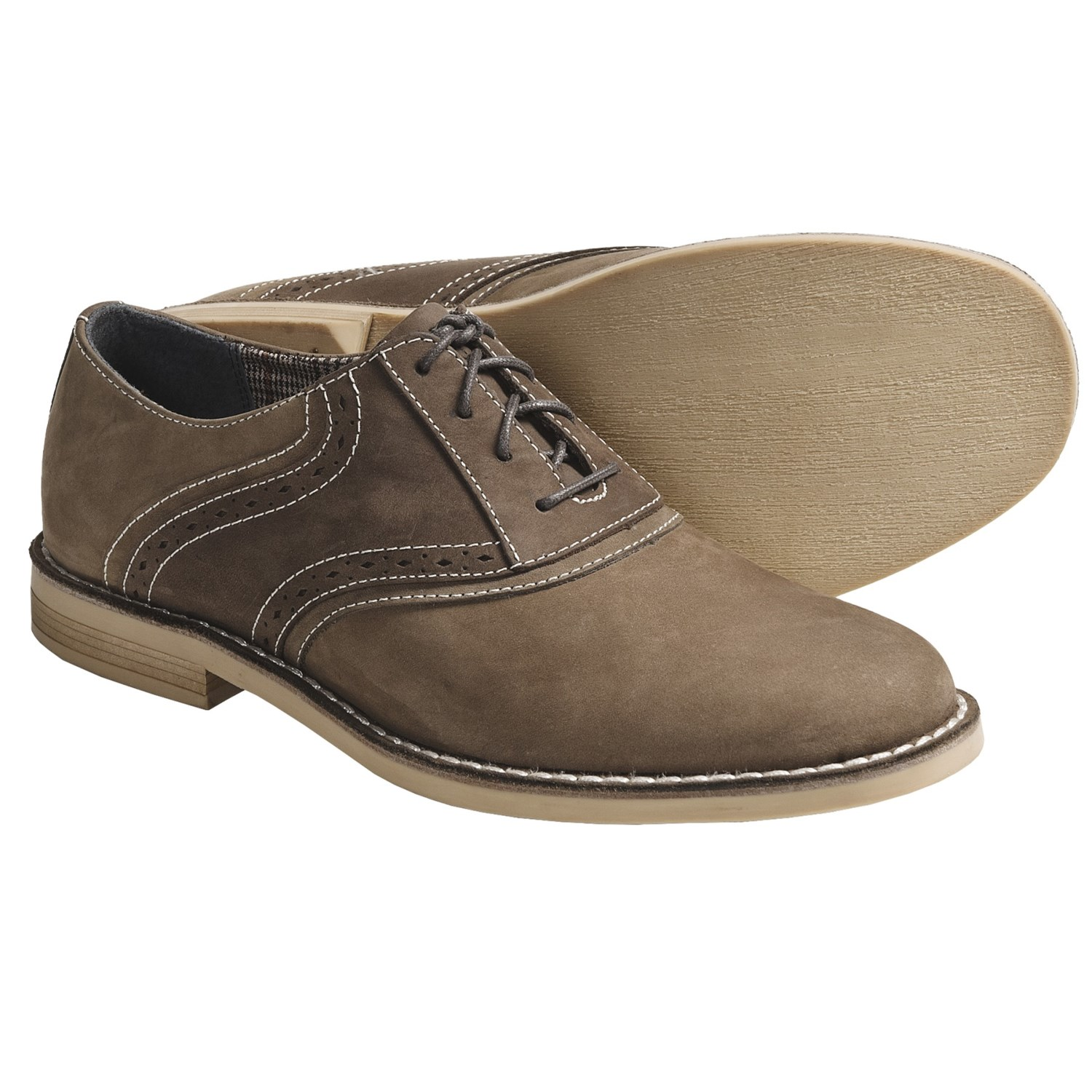 Nordstrom Mens Metallic Oxford Shoes