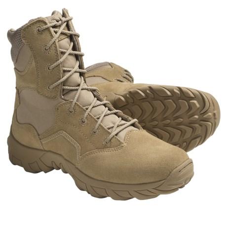 Magnum Cobra 8.0 Duty Boots - Suede-Nylon (For Men)
