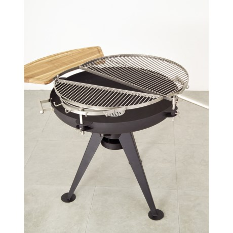 Hotspot by Fire Sense Dual Deck Charcoal BBQ Grill