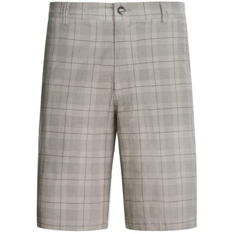 Royal Robbins Epitome Plaid Shorts (For Men)