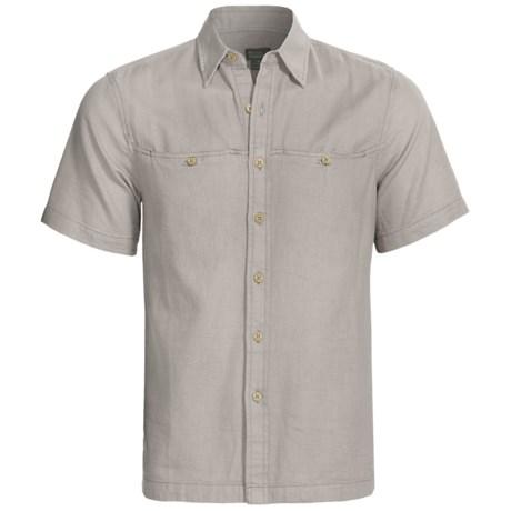 Royal Robbins Contemporary Cool Mesh Shirt - Short Sleeve (For Men)