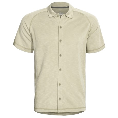 Royal Robbins Desert Knit Shirt - Short Sleeve (For Men)
