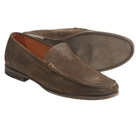 Martin Dingman Reed Venetian Loafer Shoes - Handsewn (For Men)