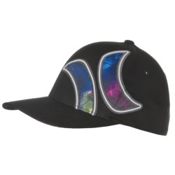 Hurley Board Short Resist Weld Flexfit Hat (For Men)