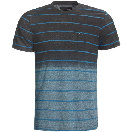 Hurley Dipped Crew T-Shirt - Short Sleeve (For Men)