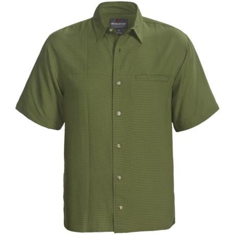 Woolrich Elite Tactical Discreet Carry Shirt - Short Sleeve (For Men)