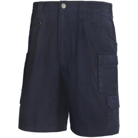Woolrich Elite Tactical Shorts - Cotton Canvas (For Men)
