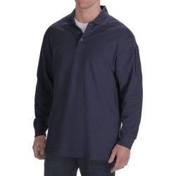 Woolrich Elite Tactical Polo Shirt - Long Sleeve (For Men)