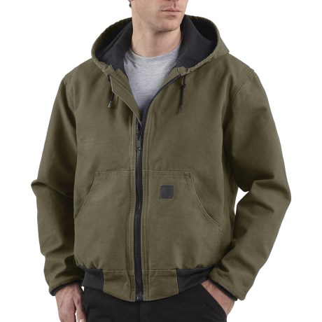 Carhartt Sandstone Active Jacket - Mesh Lined (For Men)