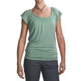 Carve Designs Sanibel Shirt - Modal, Short Sleeve (For Women)