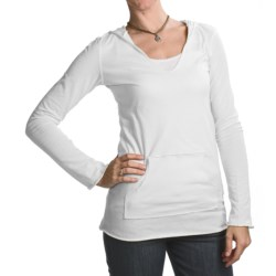 Carve Designs Sunshine Hoodie Shirt - Organic Cotton (For Women)